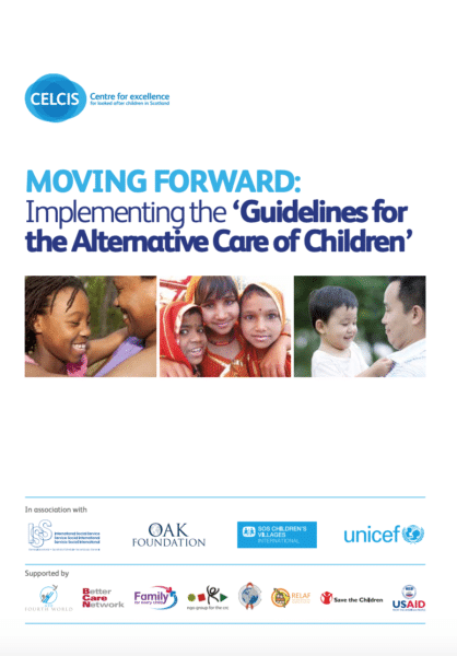 Guidelines for the Alternative Care fo Children