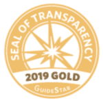 Seal of Transparency 2019 Gold